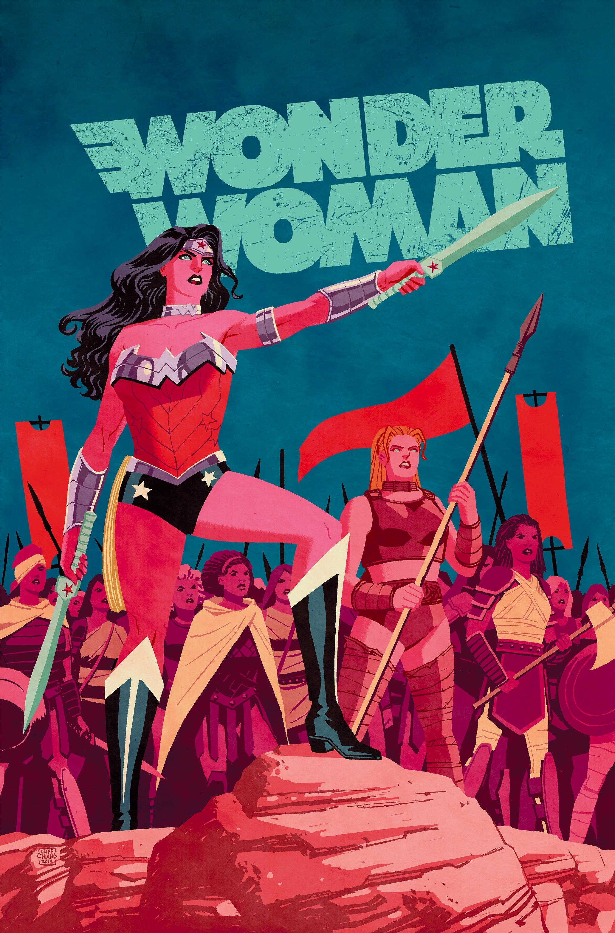 Absolute Wonder Woman by Brian Azzarello & Cliff Chiang Vol. 2