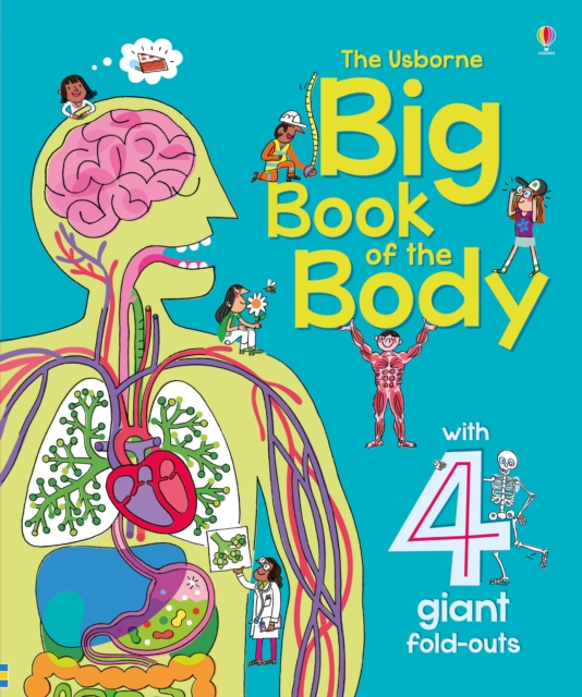 Big Book of the Body by Minna Lacey, Peter Allen, ISBN: 9781409564041