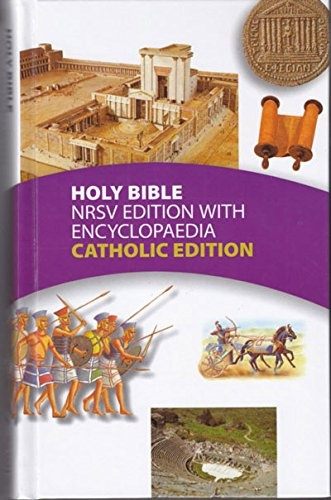 Holy Bible NRSV Edition with Encyclopaedia