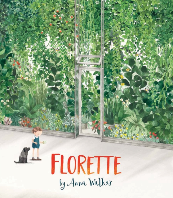 Florette by Anna Walker, ISBN: 9780544876835