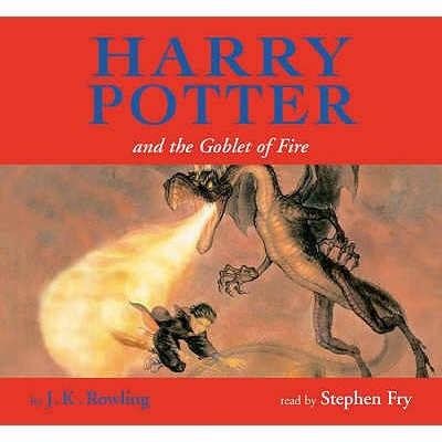 Cover Art for Harry Potter and the Goblet of Fire: Children's Version, ISBN: 9780747587040