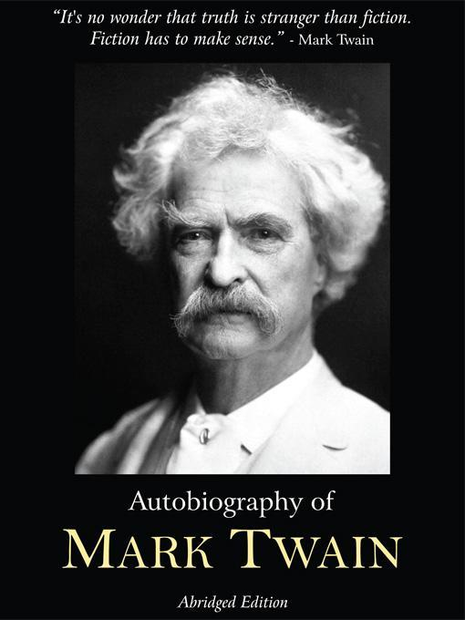 a brief biography of mark twain Mark twain [pseudonym of samuel langhorne clemens] (1835-1910), quintessential american humorist, lecturer, essayist, and author wrote the adventures of tom sawyer (1876) tom did play hookey, and he had a very good time.