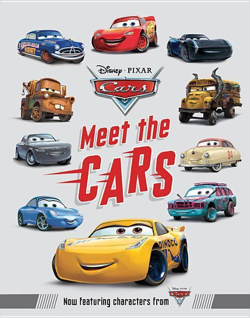 Meet the Cars by Disney Book Group, ISBN: 9781368007832