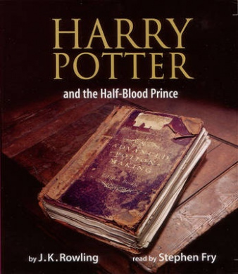 Harry Potter & the Half-Blood Prince Adult 17xCD