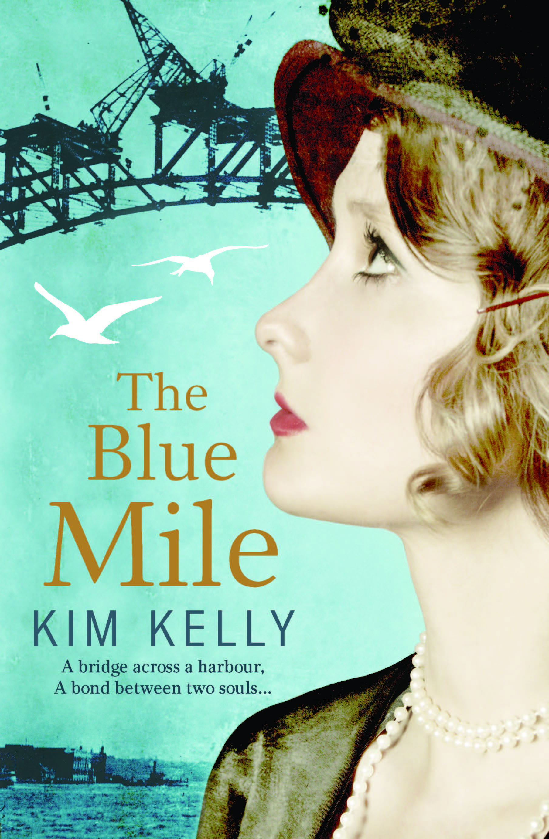 The Blue Mile by Kim Kelly, ISBN: 9781743518069