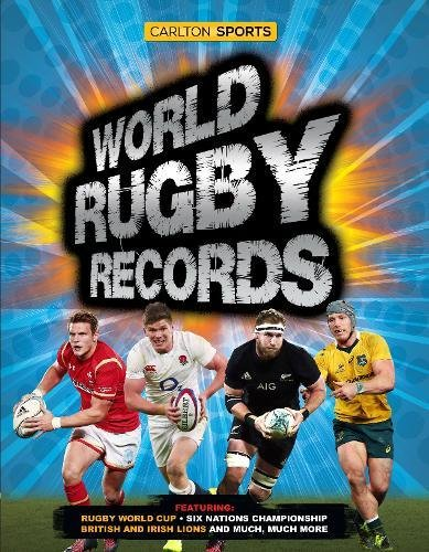 World Rugby Records by Chris Hawkes, ISBN: 9781787390003