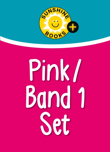 Pink SetLevels 1-2/Pink/Band 1