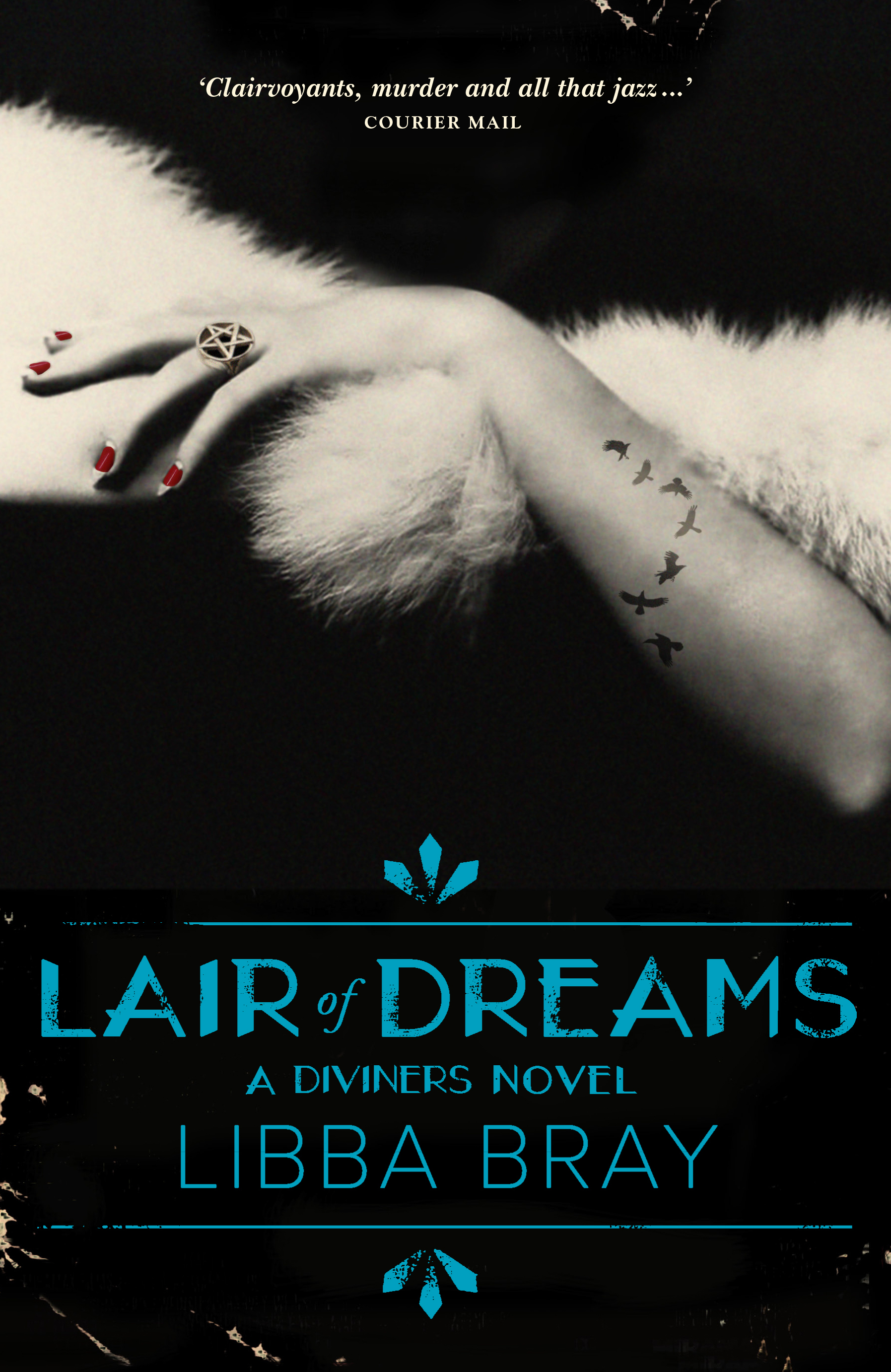 Cover Art for Lair of Dreams: The Diviners Book 2, ISBN: 9781742375236