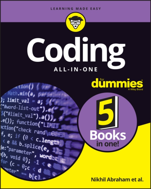 Coding All-in-One For Dummies by Wiley, ISBN: 9781119363026