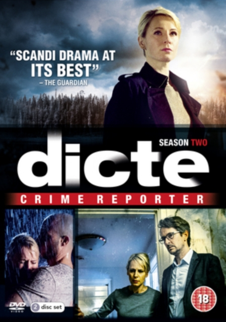 Dicte - Crime Reporter: Season 2 [DVD]