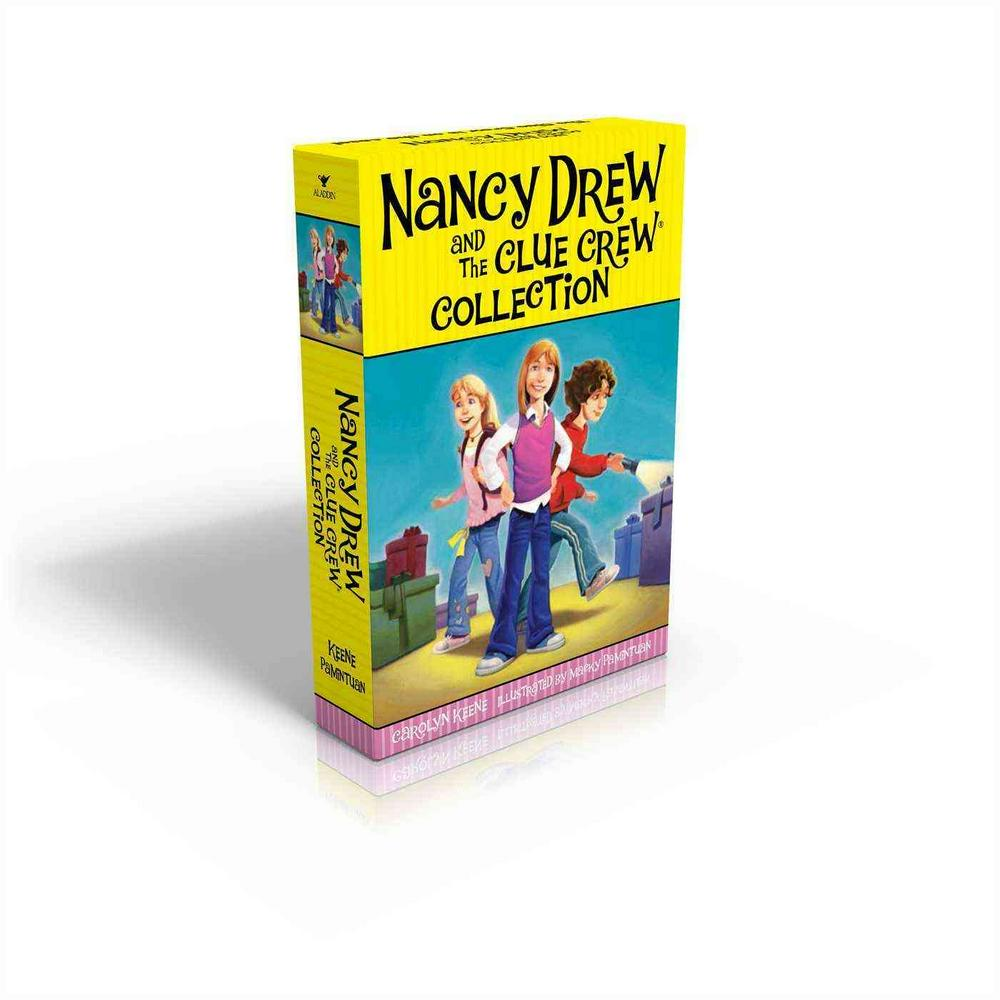 The Nancy Drew and the Clue Crew Collection by Carolyn Keene, ISBN: 9781481414722