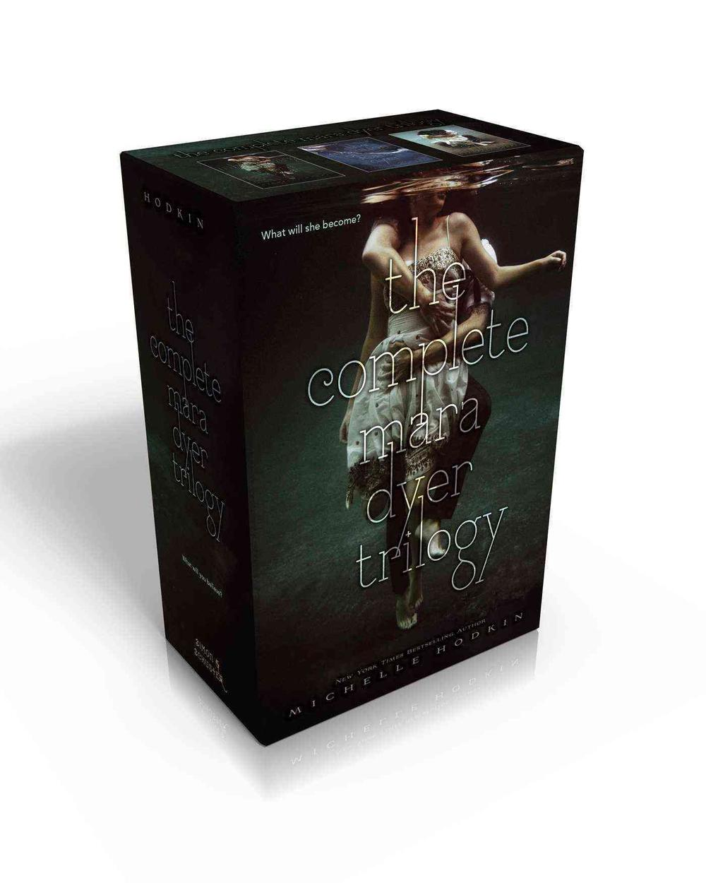 The Mara Dyer Trilogy: The Unbecoming of Mara Dyer / the Evolution of Mara Dyer / the Retribution of Mara Dyer