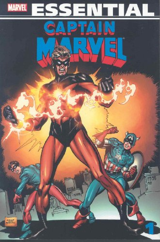 Essential Captain Marvel: Vol. 1