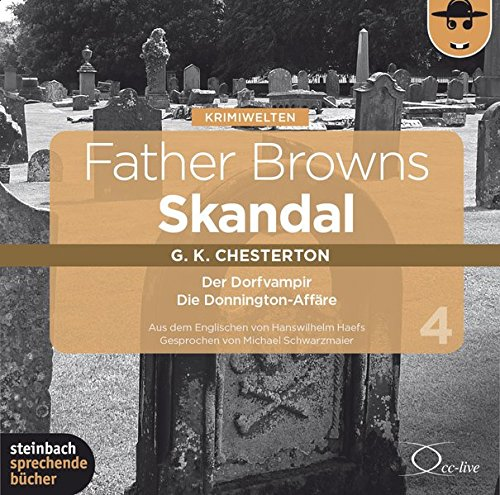 Father Browns Skandal Vol. 4