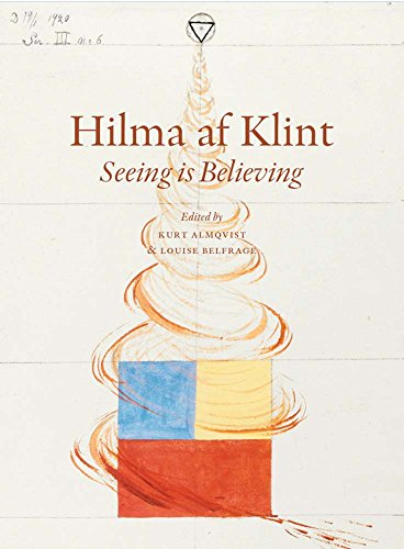 Hilma AF KlintSeeing Is Believing Reader by Hilma Af Klint, ISBN: 9783960981183