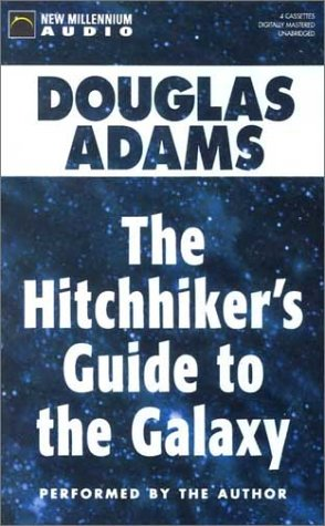 Title: The Hitchhikers Guide to the Galaxy
