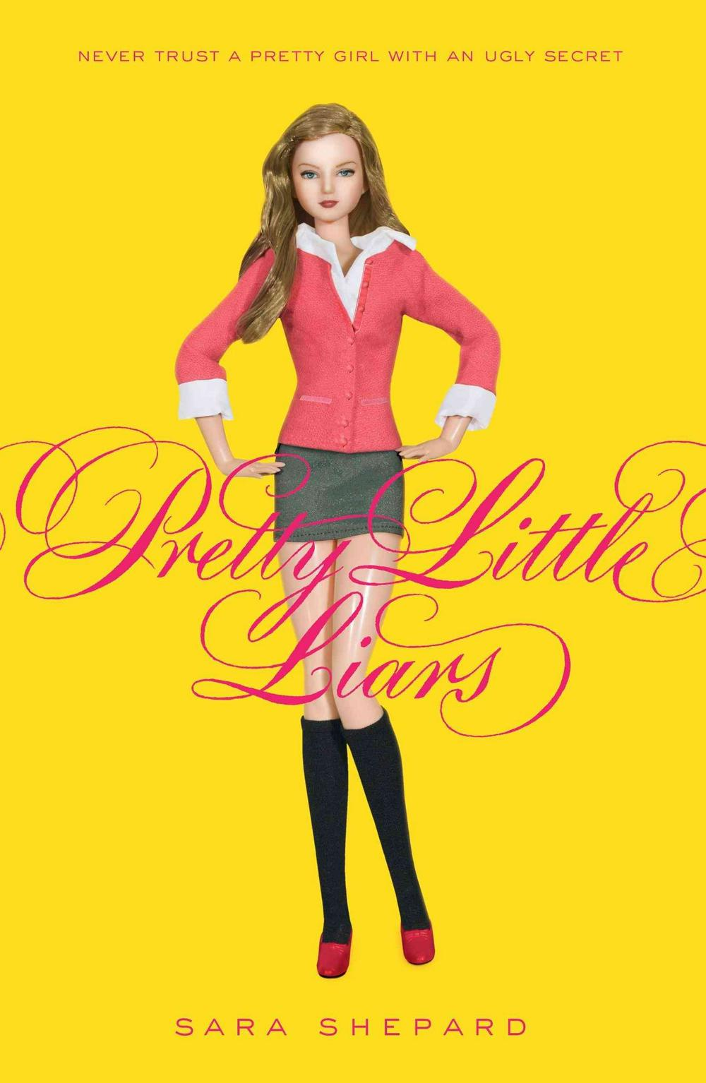 Pretty Little Liars by Sara Shepard, ISBN: 9780060887322