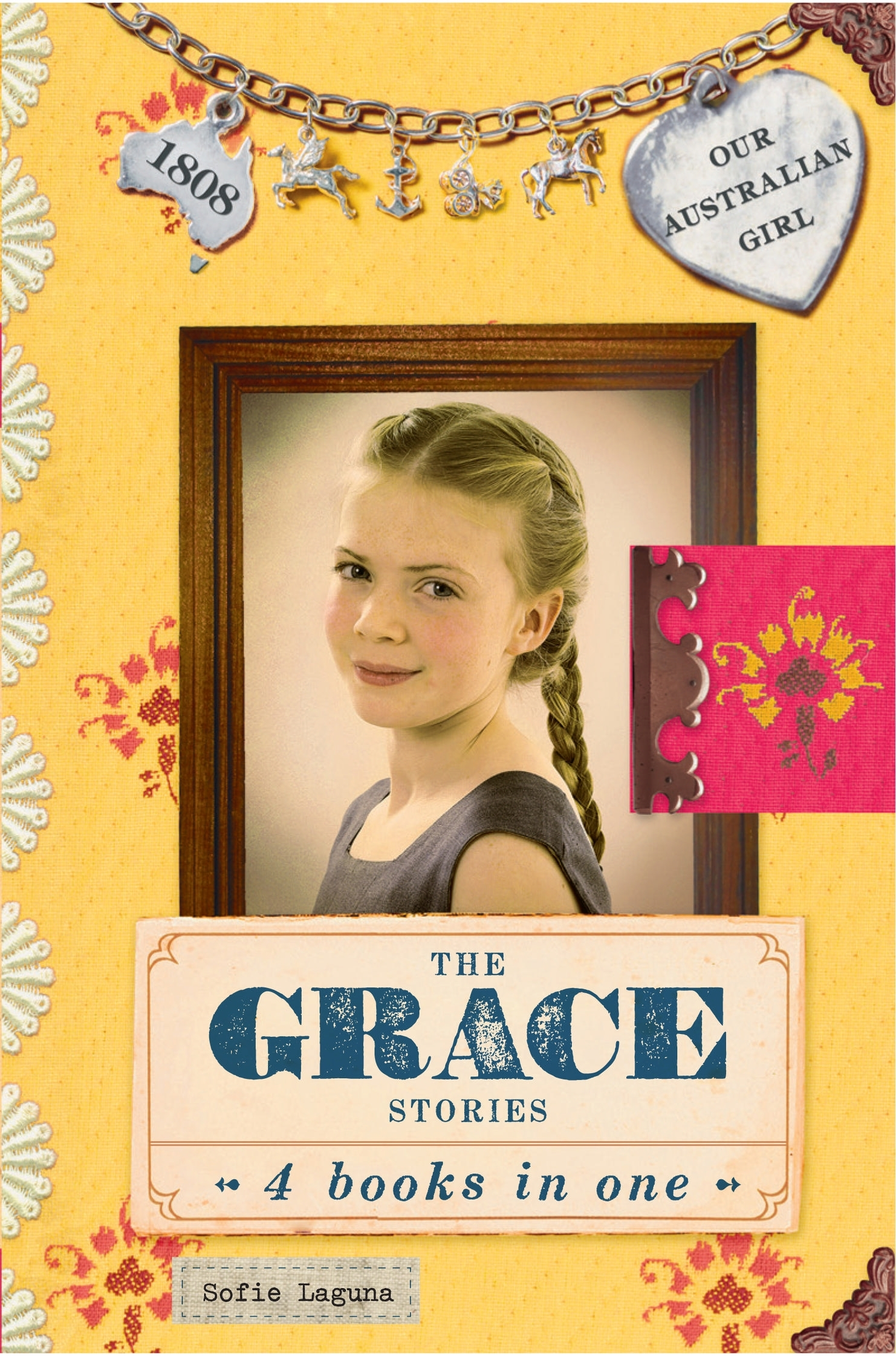 Our Australian Girl: The Grace Stories (eBook)