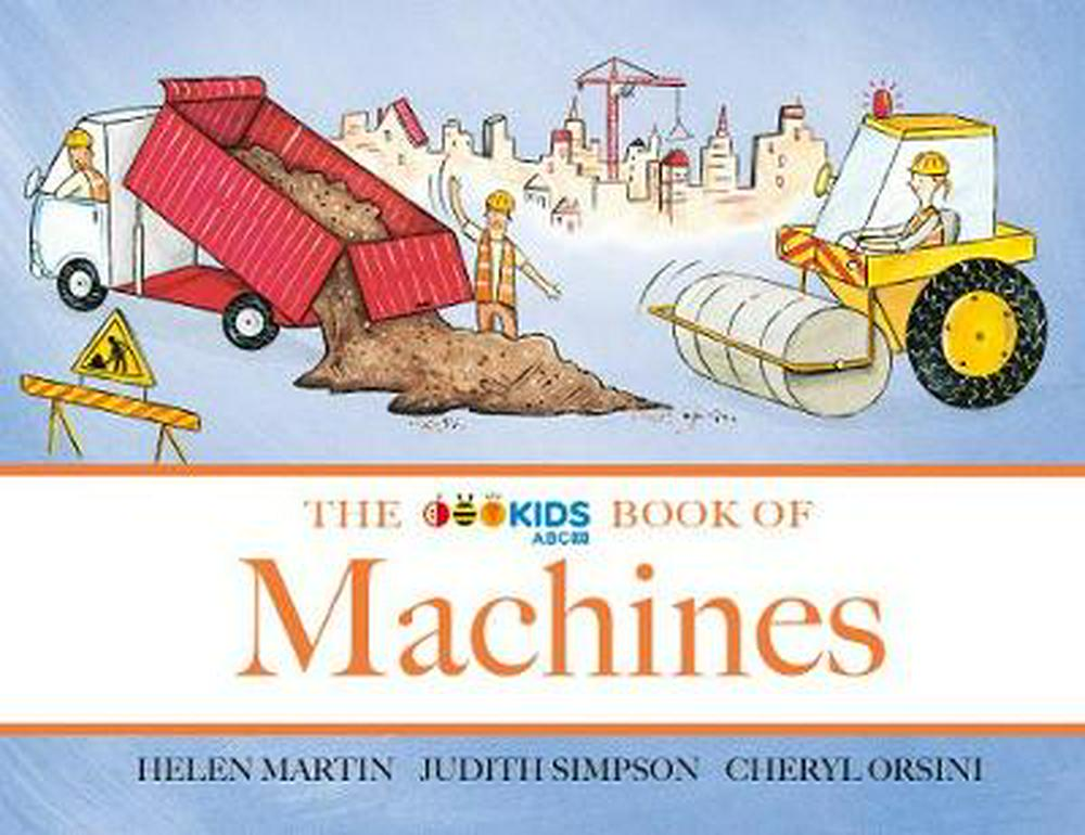 The ABC Book of MachinesThe ABC Book Of ...