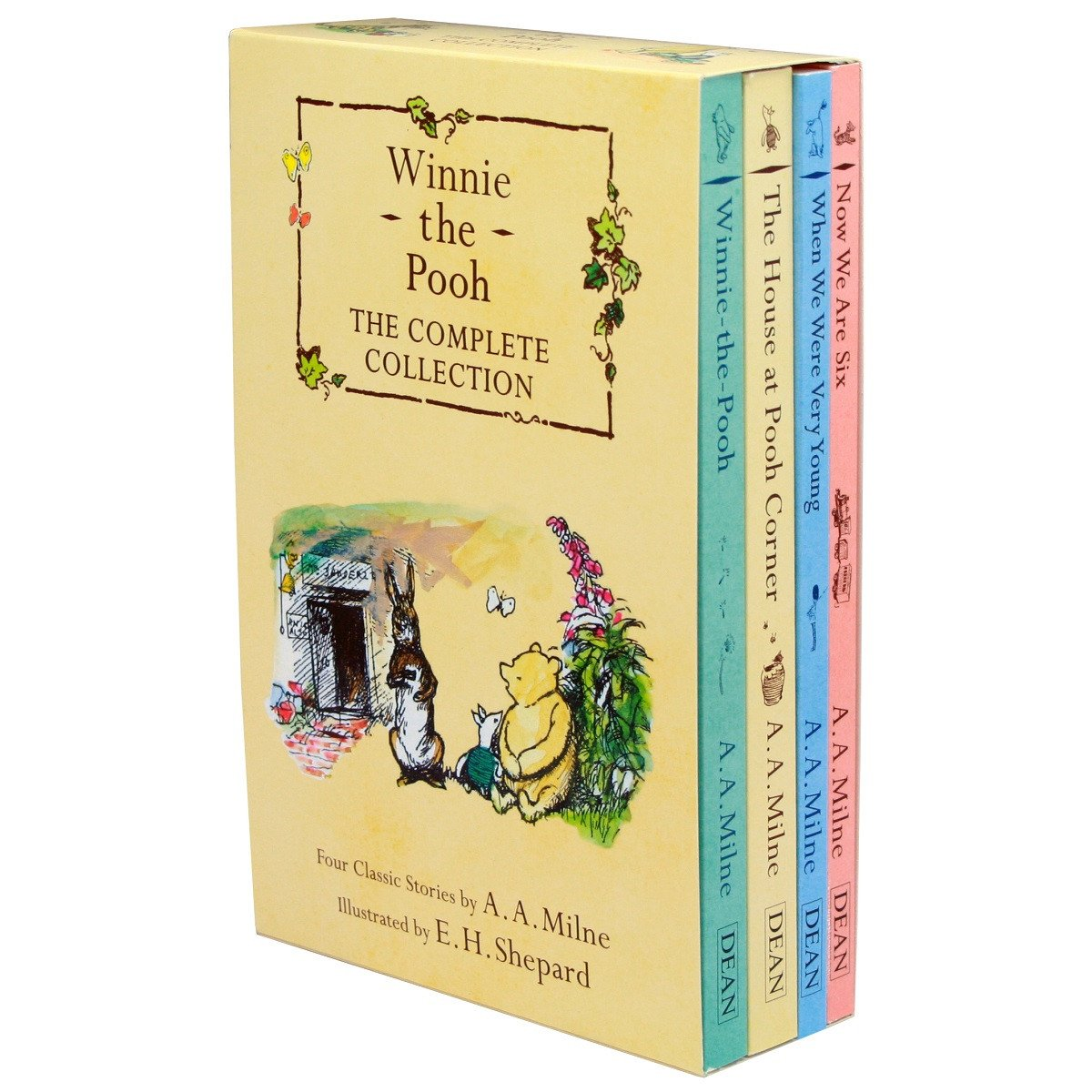 Winnie-the-Pooh Collection Slipcase