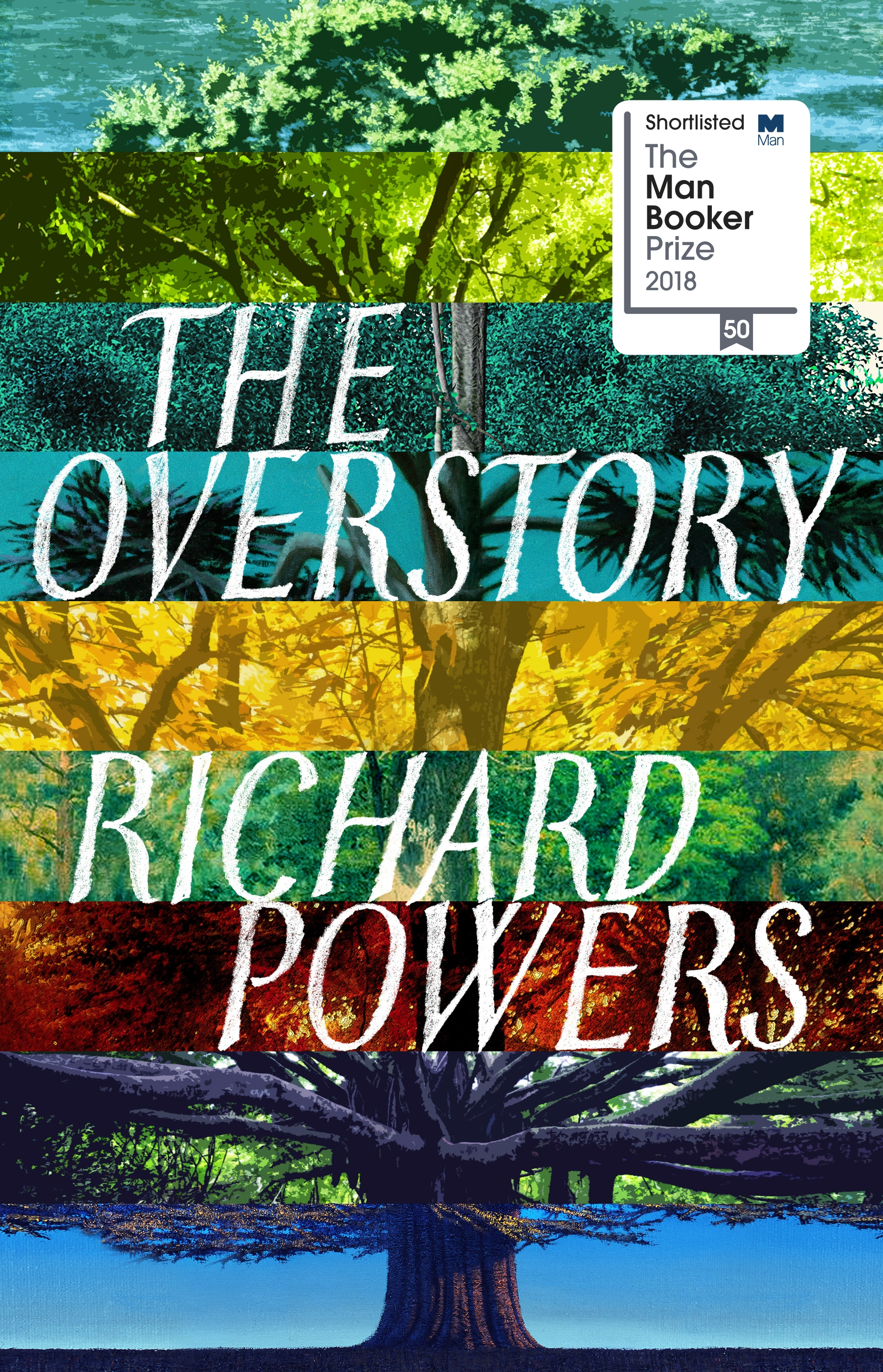 The Overstory by Richard Powers, ISBN: 9781785151644