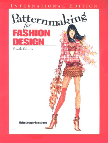 Patternmaking for Fashion Design by Helen Armstrong, ISBN: 9780132003292