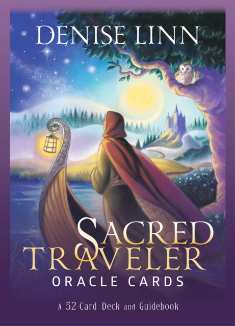 Sacred Traveler Oracle CardsA 52-Card Deck and Guidebook