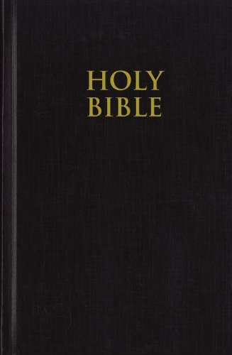 King James Version Pew Bible