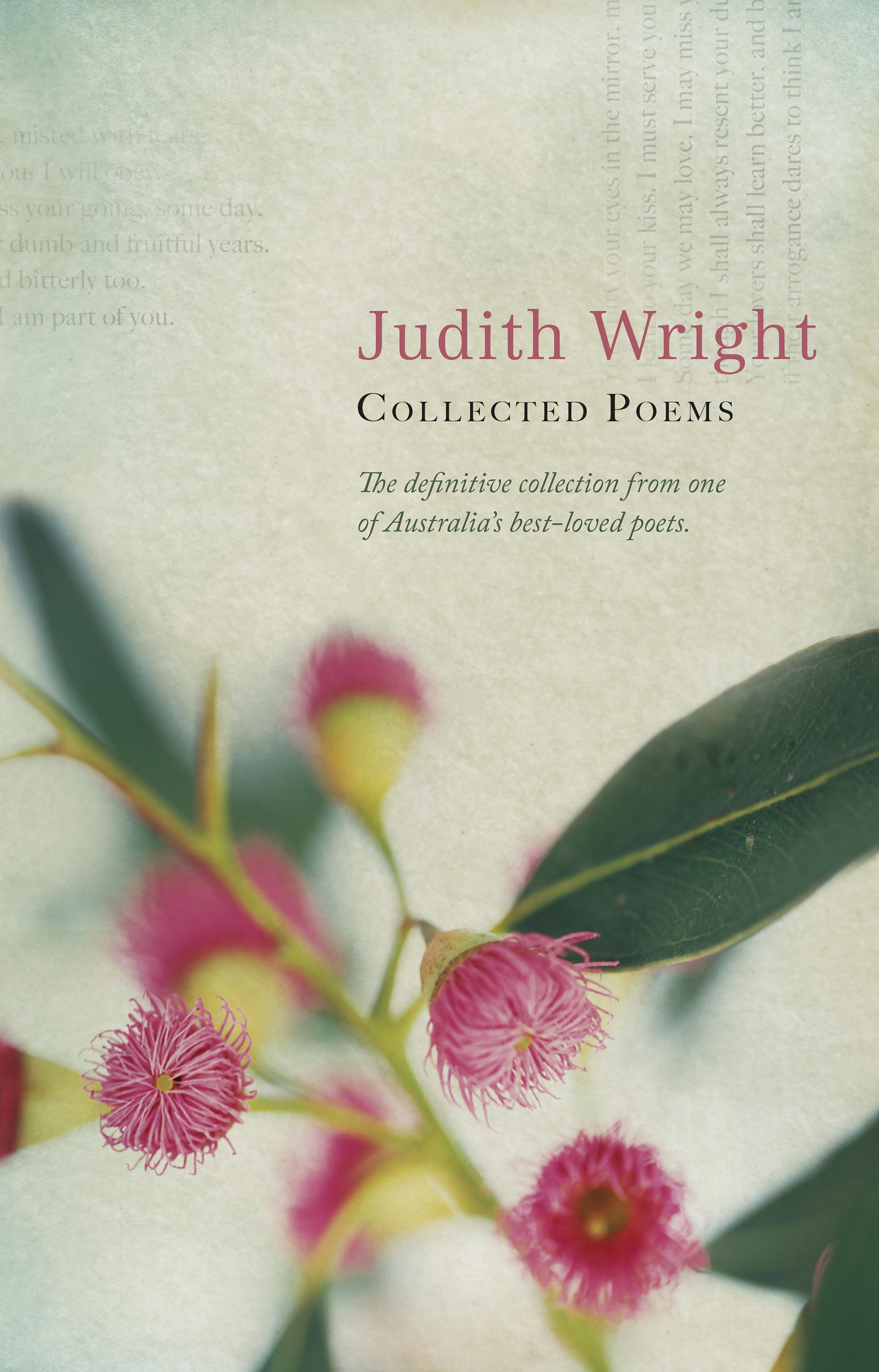 an analysis of woman to man a poem by judith wright Anti-clockwise judith wright: i've always read 'woman to man' as referring to the the canon' is an earlier iconic poem that wright explicitly.