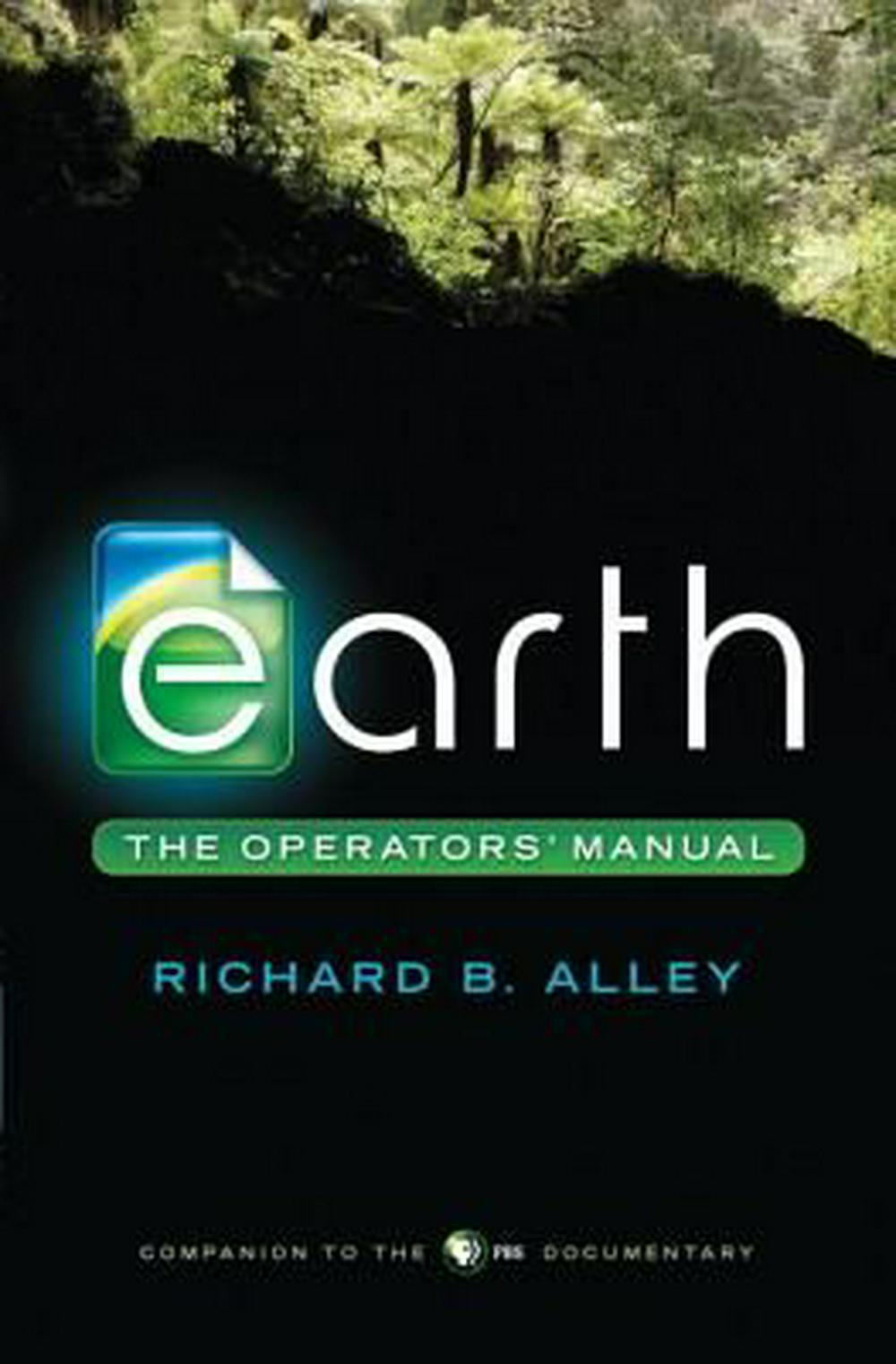 Earth by Richard Alley, ISBN: 9780393081091