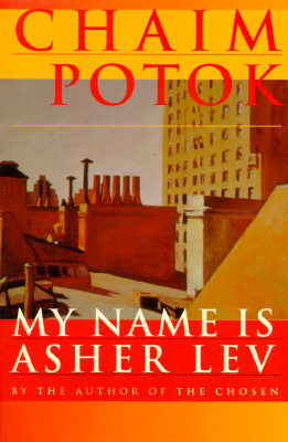 my name is asher lev a My name is asher lev, the asher lev, about whom you have read in newspapers and magazines, about whom you talk so much at your dinner affairs and cocktail parties, the notorious and legendary lev of the brooklyn crucifixion i am an observant jew yes, of course, observant jews do not paint crucifixions.