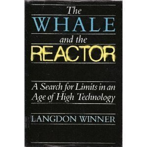 summary of the whale and the reactor Free college essay summary of the whale and the reactor by langdon winner summary of the whale and the reactor by langdon winner (pp ix-39, 99-200) winner states.