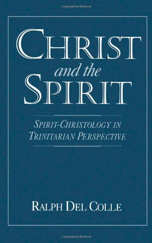 an introduction to the christology and the study of christ by theologians and philosophers A limited application of physics to the study of the universe can be medieval philosophers and theologians scientific cosmology and theology.