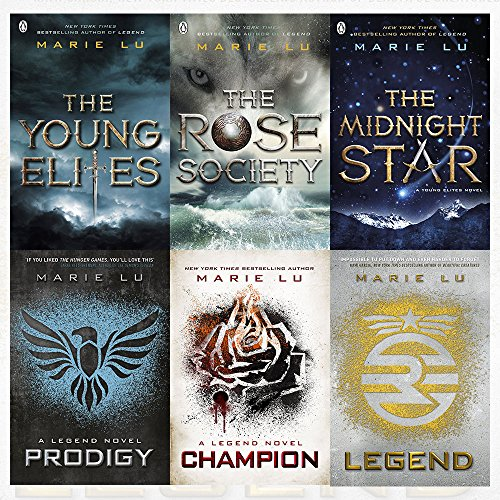 Booko comparing prices for marie lu collection 6 books bundles marie lu collection 6 books bundles legendchampionprodigythe young elites publicscrutiny Images