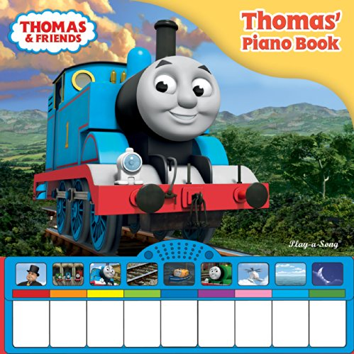 Thomas the Tank Engine Piano Book