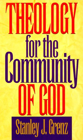 Theology and the Community of God
