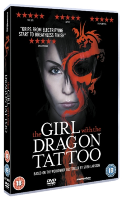 The Girl with the Dragon Tattoo (2010) Noomi Rapace; Michael Nyqvist