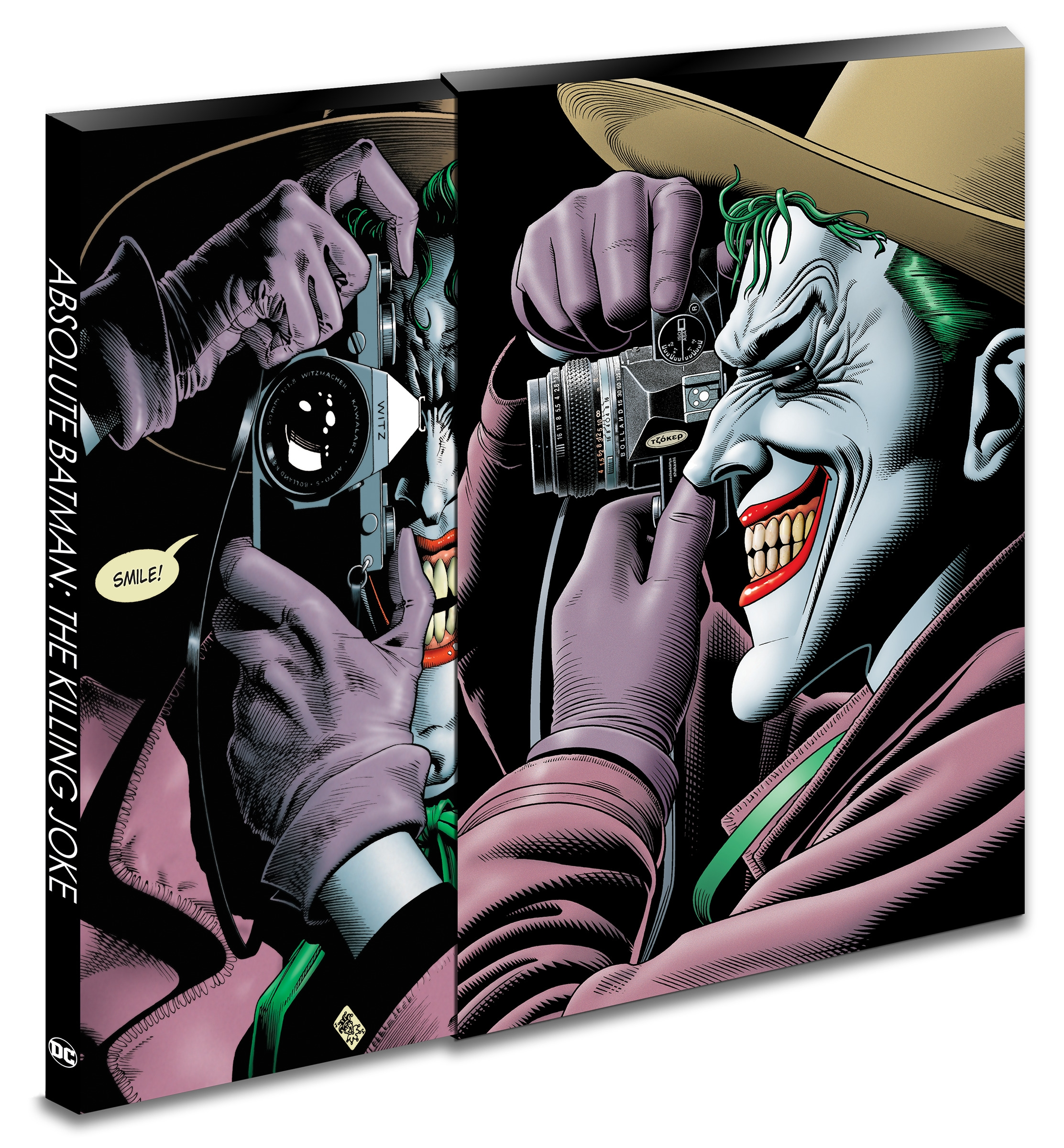 Absolute Batman: The Killing Joke - 30th Anniversary Edition by Alan Moore, ISBN: 9781401284121