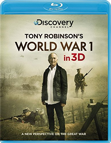 World War I with Tony Robinson [Blu-ray 3D]