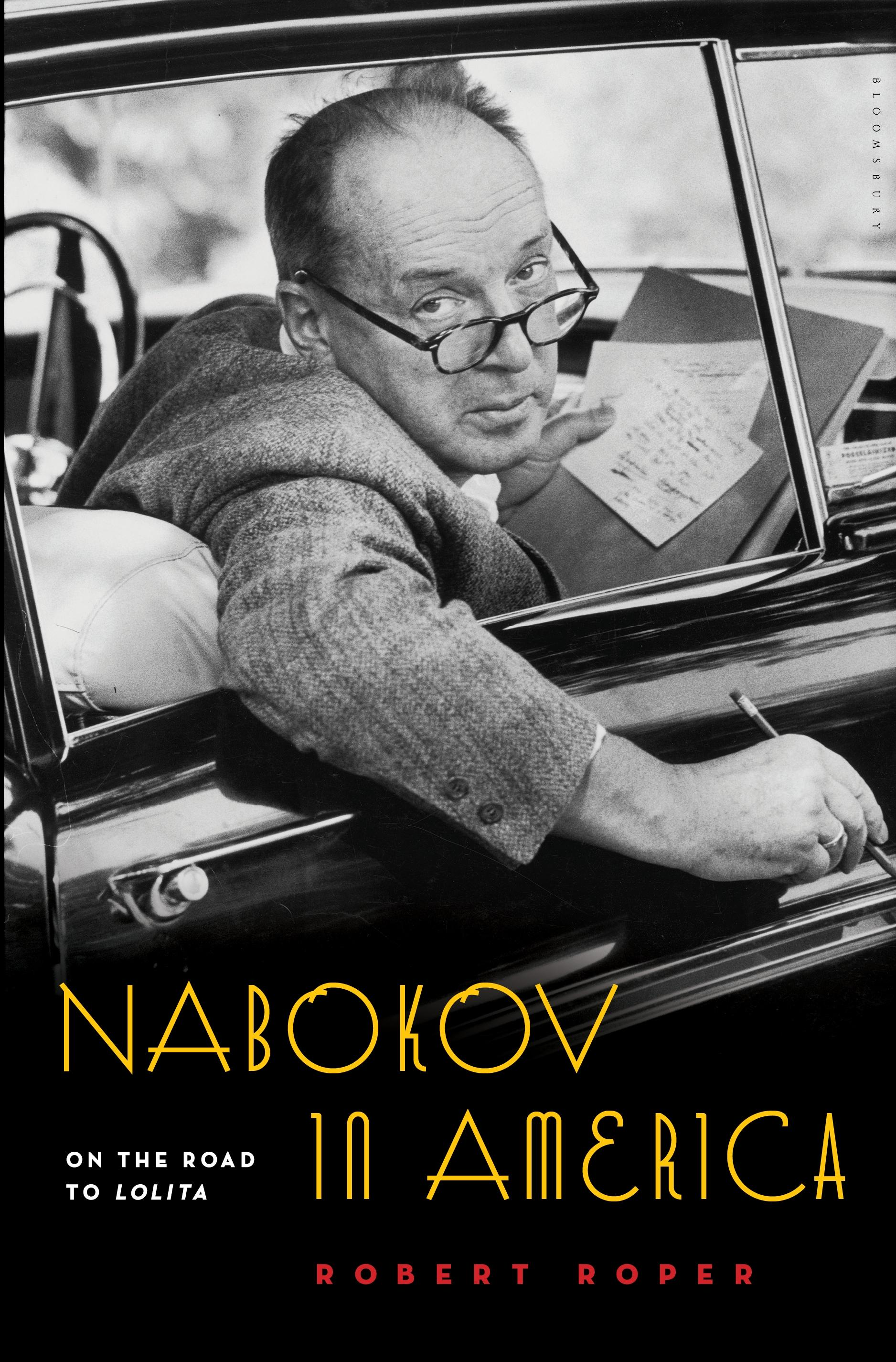 Nabokov in America: A Biography