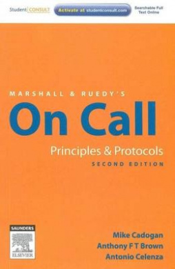 Cover Art for Marshall and Ruedy's On Call (Paperback), ISBN: 9780729539616