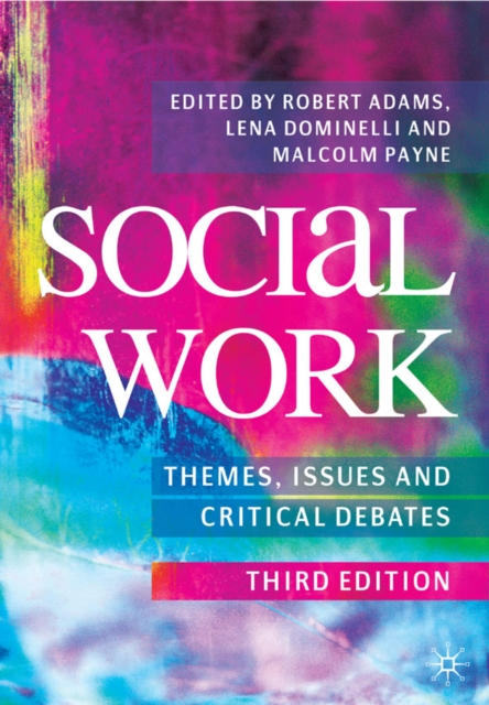 social work theme This means social workers recognize that problems can occur at all levels of living (eg, individual the constant theme that runs through all generalist social work practice is a focus on individual well.
