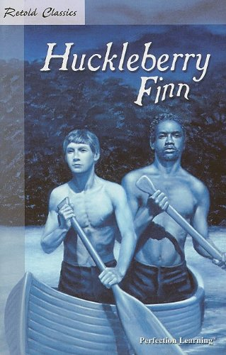 inequality in huckleberry finn the little
