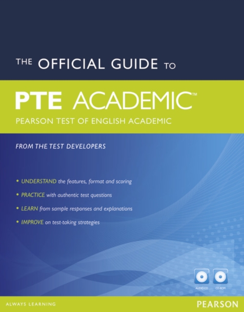 Official Guide to the Pearson Test of English Academic Pack