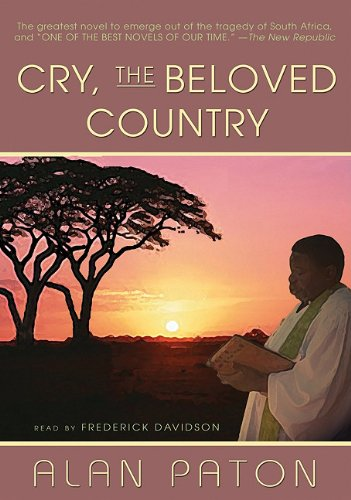 cry the beloved country persuasive essay Cry the beloved country is a stupendous book which has an abundance of symbolism alan paton, the writer of this book uses an abundance of symbolic images for his characters one of these characters that alan paton symbolizes is stephen kumalo, the main character in cry the beloved country.
