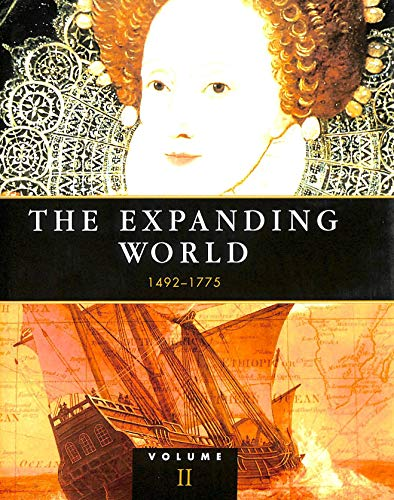 The Hutchinson Chronology of World History: 1492-1775 - The Expanding World v. 2 (Helicon history) by Helicon Books, ISBN: 9781859862827