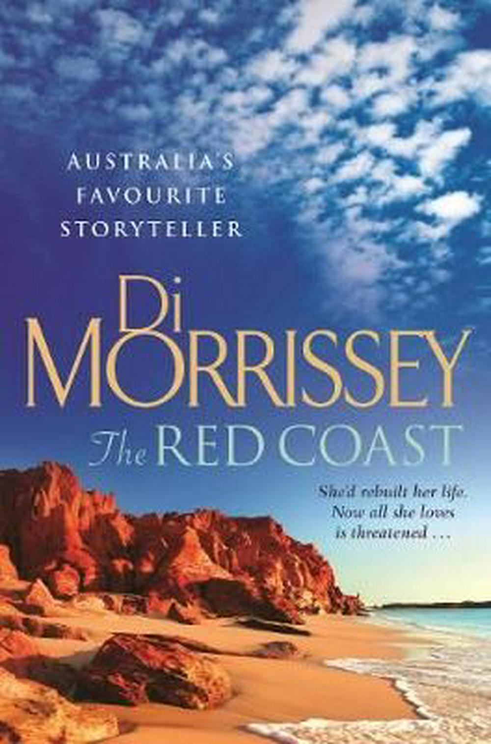 The Red Coast by Di Morrissey, ISBN: 9781925481549