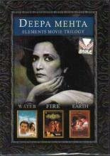 Deepa Mehta Elements Movie Trilogy ( Water - Fire - Earth)