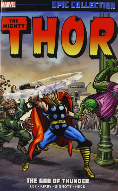 Thor Epic Collection: The God of Thunder by Marvel Comics, ISBN: 9780785188353