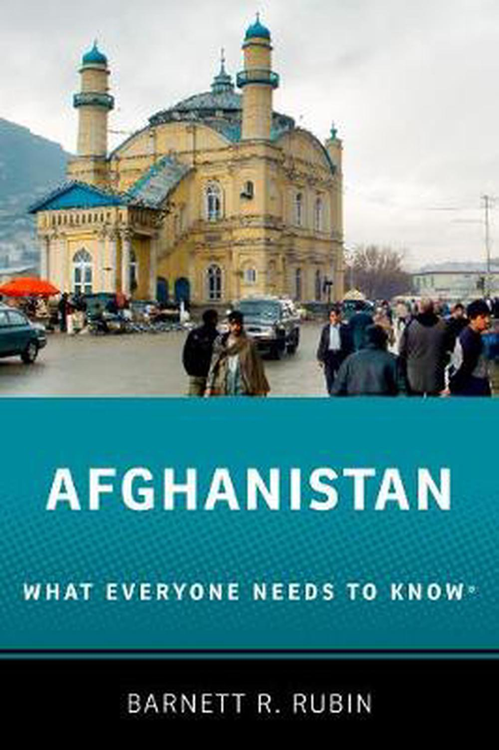 Afghanistan: What Everyone Needs to Know(r)